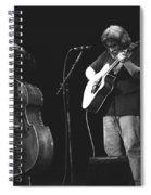 Jerry Garcia Band Spiral Notebook
