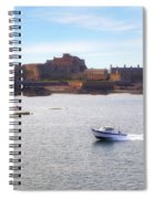 Jersey - Elizabeth Castle Spiral Notebook