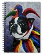 Jester II Spiral Notebook