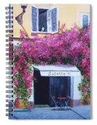 Jill's Roma Spiral Notebook
