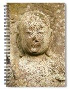 Jizo Bodhisattva Spiral Notebook
