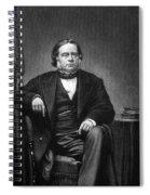 John Bright (1811-1889) Spiral Notebook