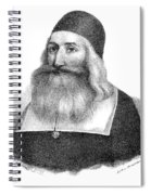 John Clark (1598-1664) Spiral Notebook