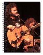 John Gorka Spiral Notebook