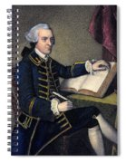John Hancock (1737-1793) Spiral Notebook