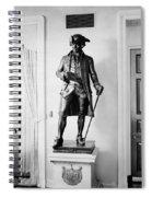 John Hanson (1721-1783) Spiral Notebook