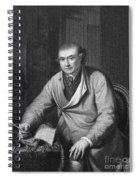 John Hunter (1728-1793) Spiral Notebook