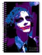 Joker 11 Spiral Notebook