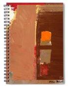 Jordan Park 512 Spiral Notebook