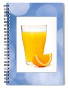 Juices Spiral Notebook