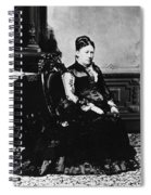 Julia Dent Grant (1826-1902) Spiral Notebook