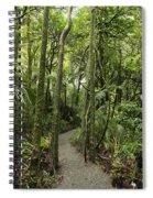 Jungle Trail Spiral Notebook