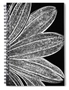 Just One Side Spiral Notebook