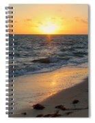 Kamalame Beach Spiral Notebook