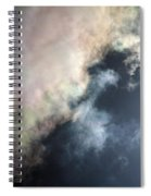 Kansas Storm On The Rise II Spiral Notebook