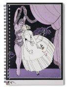 Karsavina Spiral Notebook