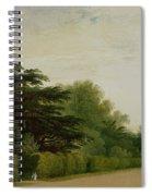 Kensington Gardens Spiral Notebook