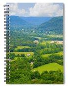 Kentucky Spiral Notebook