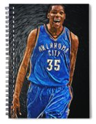Kevin Durant Spiral Notebook