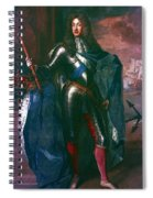 King James II Of England (1633-1701) Spiral Notebook