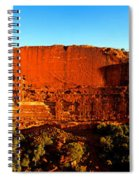 Kings Canyon  Spiral Notebook