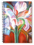 Kiss Of The Valley Spiral Notebook