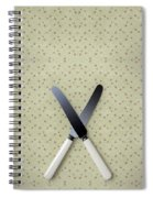 Knives Spiral Notebook