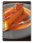 Kumquat Cake In Corfu-2 Spiral Notebook