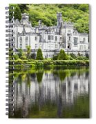 Kylemore Abbeycounty Galway Ireland Spiral Notebook