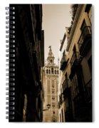 La Giralda - Seville Spain Spiral Notebook