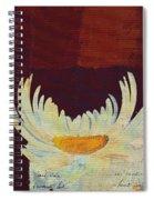La Marguerite - 049143067 Spiral Notebook