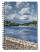 Ladybower Dam Spiral Notebook