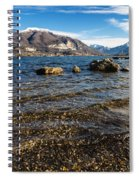 Lago Di Pusiano Spiral Notebook