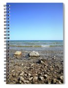 Lake Huron Spiral Notebook
