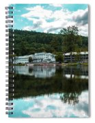 Lake Morey Inn And Resort Spiral Notebook