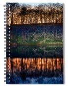 Lake Shore Spiral Notebook