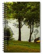 Lakeside Dreams Spiral Notebook
