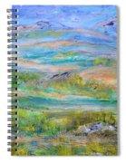 Landscape After Rassuman Spiral Notebook