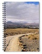 Lanzarote Spiral Notebook