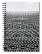 Latticework Spiral Notebook