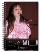 Laura Nyro Spiral Notebook