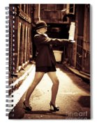 Leaning Tower Of Pisa Traveler Spiral Notebook