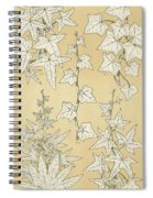 Leaves From Nature Spiral Notebook