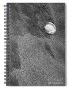 Left Behind Spiral Notebook