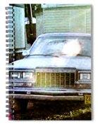 Lets Rock Spiral Notebook
