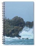 Lighthouse On An Island, Creach Spiral Notebook
