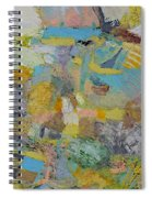 Lights Camera Action Spiral Notebook