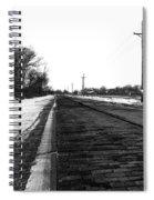 Lincoln Highway Spiral Notebook