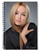 Liuda11 Spiral Notebook