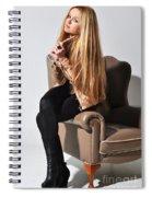 Liuda16 Spiral Notebook
